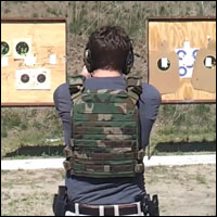 M81 patterned EOC on the range.