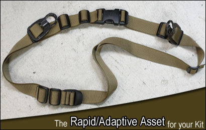 the Rapid Adaptive Asset for your Kit