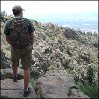 Sandia Mountains NM