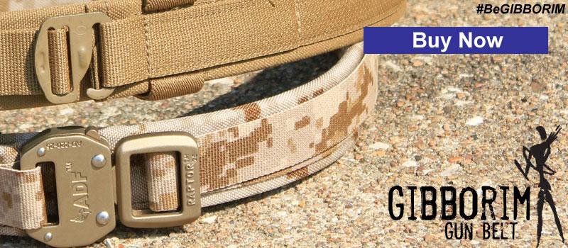 GIBBORIM Gun Belt