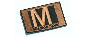 Mission Spec Patch